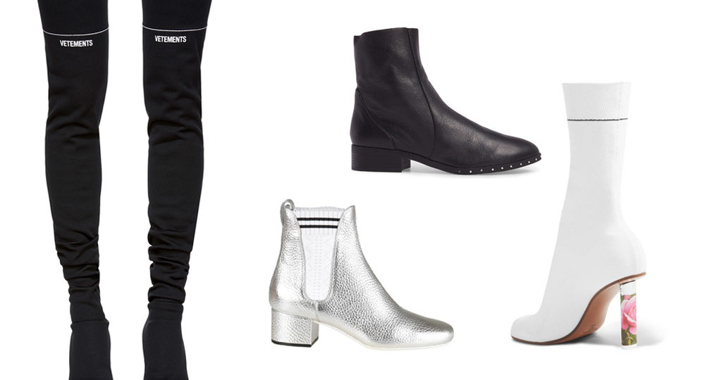 Sock Boot Trend from http://shoelistic.com/