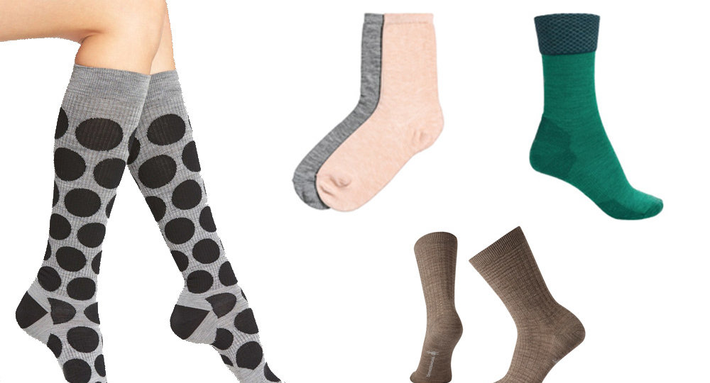 Why Everyone Should Own Thin Wool Socks this Winter from Shoelistic.com