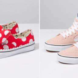 Vans + Disney = ♥ | Shoelistic.com/Blog