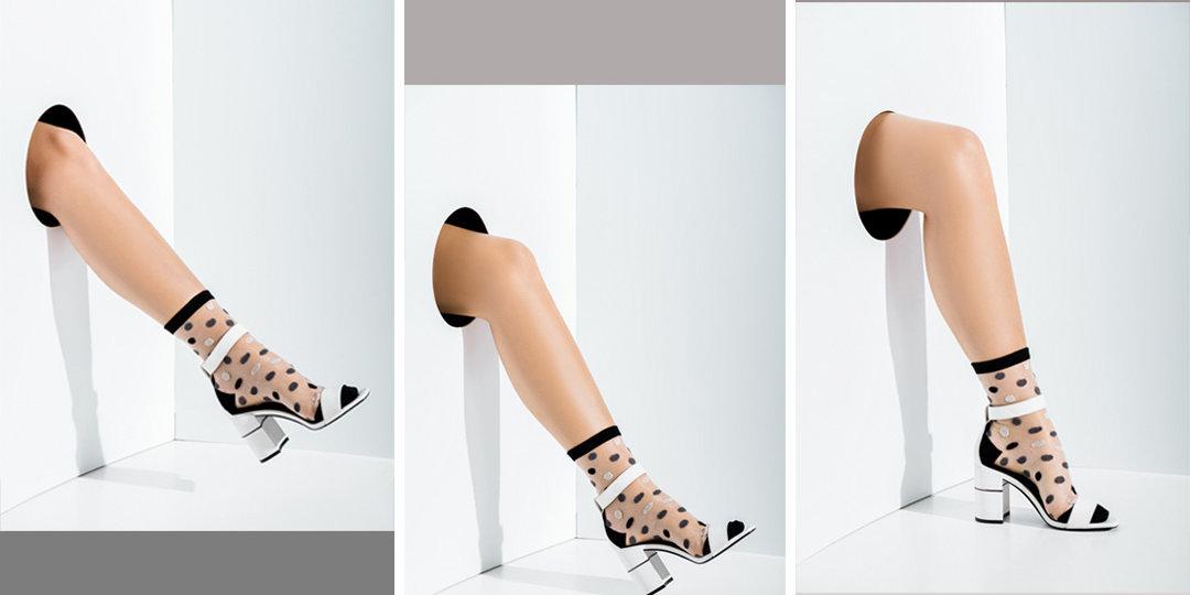 How to Wear Sheer Socks IRL