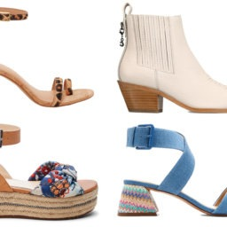 9 Cute Shoes from Macy's Friends & Family Sale | Shoelistic.com/Blog