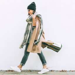 10 Ways Our Favorite IGers are Rocking Scarves | Shoelistic.com/Blog