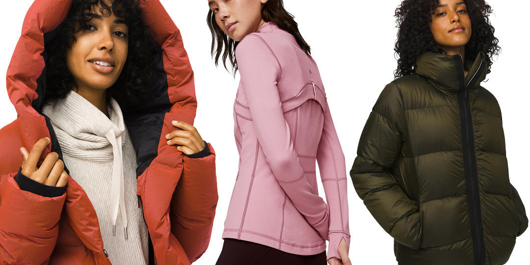 10 lululemon Jackets We Want Right Now | Shoelistic.com/Blog