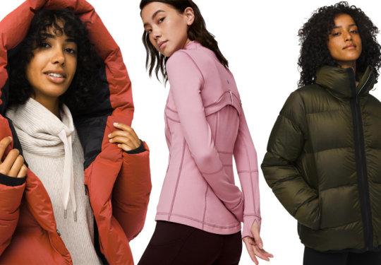 10 lululemon Jackets We Want Right Now | Shoelistic.com/Blog