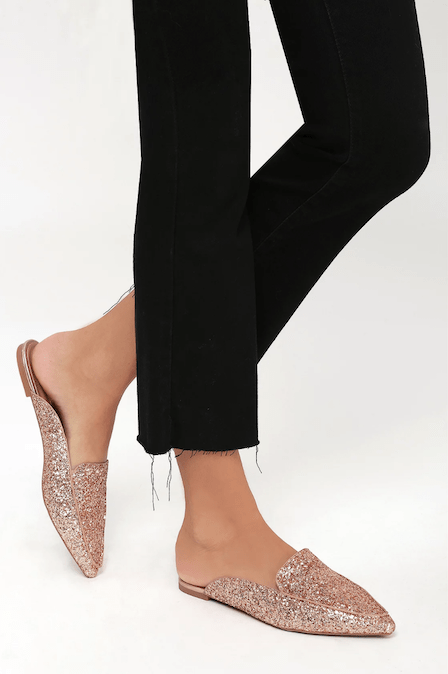 9 Festive Flats from Lulu's | Shoelistic.com/Blog