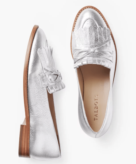 These Super Cute Shoes are 25% Off at Talbots | Shoelistic.com/Blog