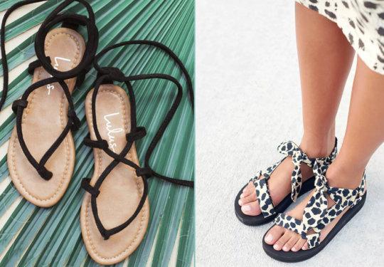 Vacation Worthy Sandals   Shoelistic.com/Blog