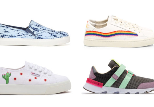 13 Sneakers to Make Traveling Cute and Comfy   Shoelistic.com/Blog