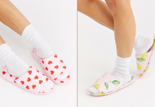 Cozy Cute Slippers You'll Wanna Wear Allllll Day | Shoelistic.com/Blog
