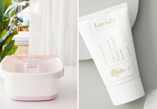 The Best Foot Products To Help You Spa It Up At Home | Shoelistic.com/Blog