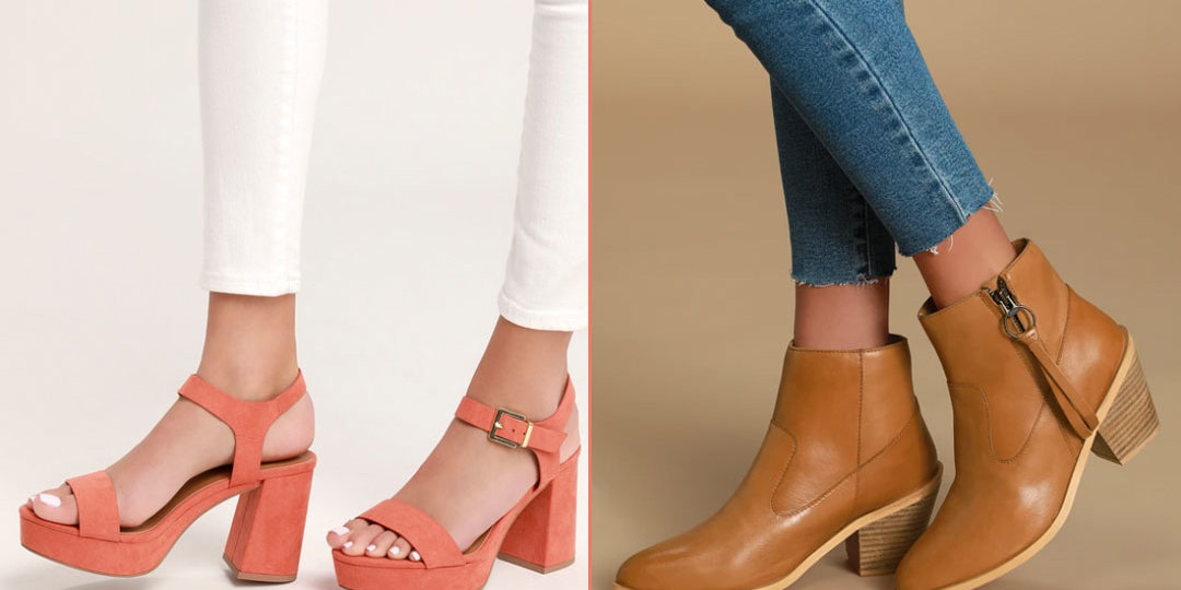9 Shoe Picks from the Lulus Outlet Sale | Shoelistic.com/Blog