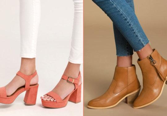 9 Shoe Picks from the Lulus Outlet Sale | Shoelistic.com/Blog