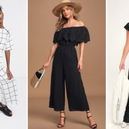 Comfortable Jumpsuits That Totally Feel Like Your Favorite Pajamas | Shoelistic.com/Blog