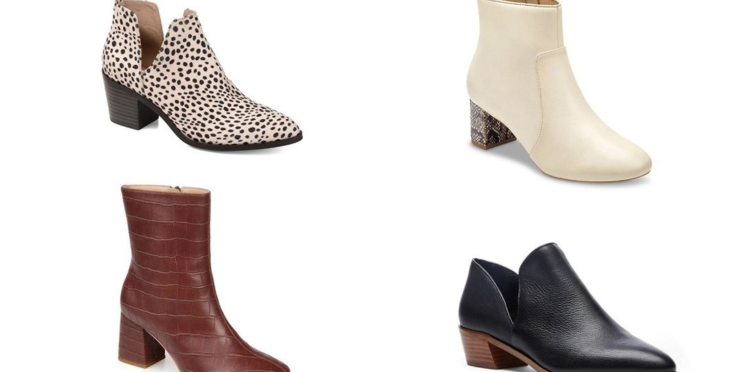 Cute Fall Boots You Can Get From DSW | Shoelistic.com/Blog