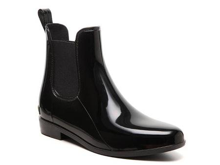 cute fall rain boots
