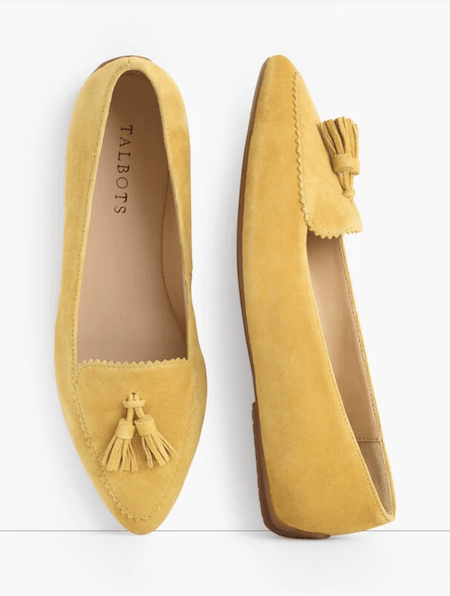 Refresh Your Closet with These Trendy Fall Shoes at the Talbots Fall Style Event | Shoelistic.com/Blog