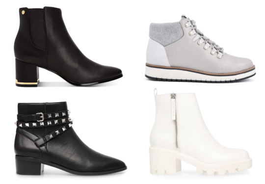 Cute Boots on Sale During the Macy's Friends and Family Event | Shoelistic.com/Blog