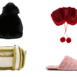 Our Favorite Cute Faux Fur Pieces Of The Season | Shoelistic.com/Blog