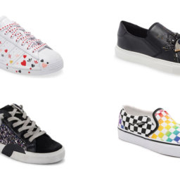 Colorful and Cute Statement Sneakers To Rock This Year | Shoelistic.com/Blog