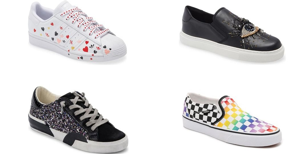 Colorful and Cute Statement Sneakers To Rock This Year   Shoelistic.com/Blog