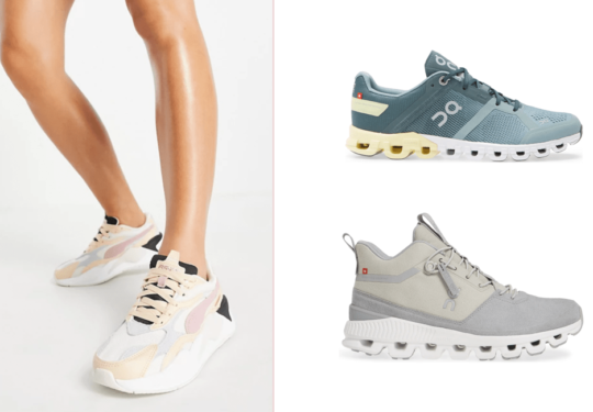 Get Inspired to Break a Sweat with These Cute Workout Shoes   Shoelistic.com/Blog