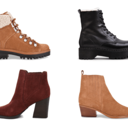 Hold the Phone - These Cute Boots are All 30% Off at DSW | Shoelistic.com/Blog