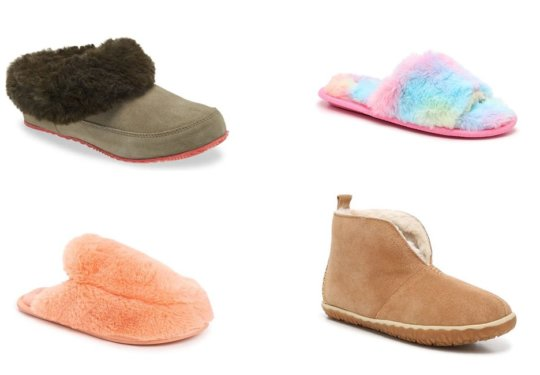 Cute House Slippers We'll Be Wearing All Spring | Shoelistic.com/Blog