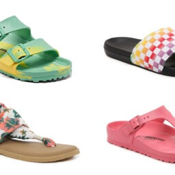 Cool Beach Shoes to Wear All Summer | Shoelistic.com/Blog