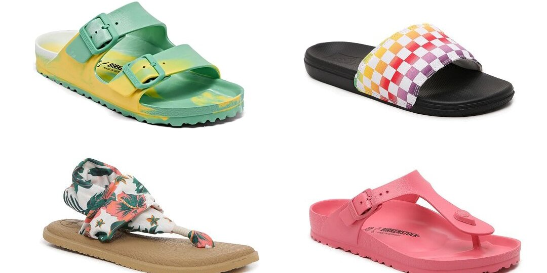 Cool Beach Shoes to Wear All Summer   Shoelistic.com/Blog