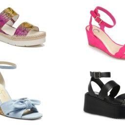 Cute Wedges for Summer We're LOVING | Shoelistic.com/Blog