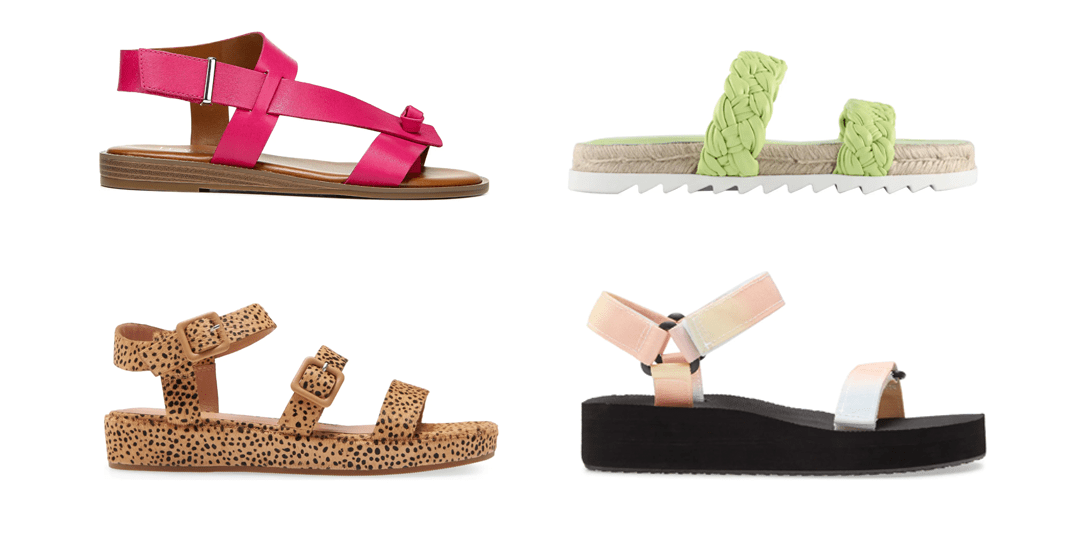 Cute Summer Sandals on Sale at Nordstrom | Shoelistic.com/Blog