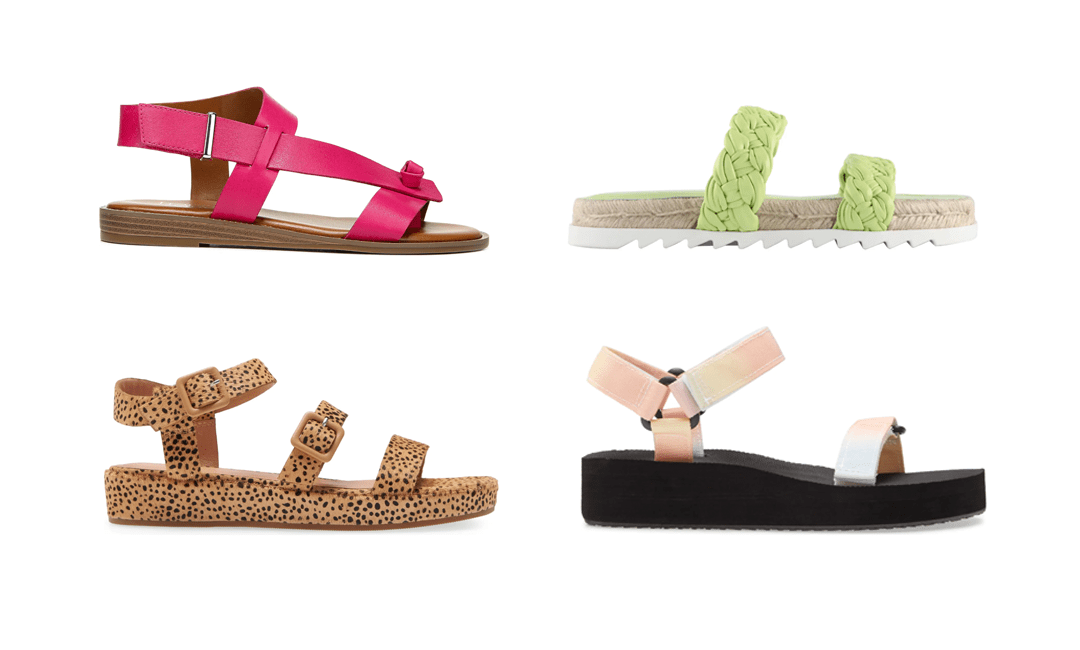Cute Summer Sandals on Sale at Nordstrom   Shoelistic.com/Blog