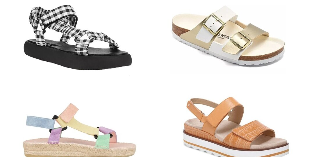 Cute Outdoor Sandals You'll Actually *Want* to Wear   Shoelistic.com/Blog