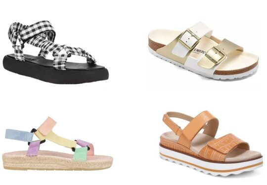 Cute Outdoor Sandals You'll Actually *Want* to Wear | Shoelistic.com/Blog