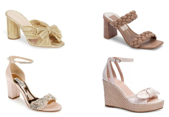 Wedding Guest Shoes to Consider for Summer | Shoelistic.com/Blog