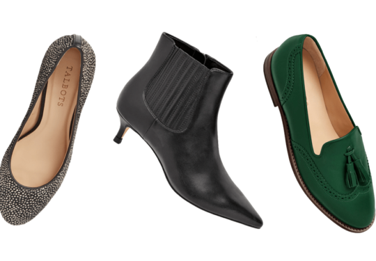 Cute Fall Shoes on Sale at Talbots | Shoelistic.com/Blog