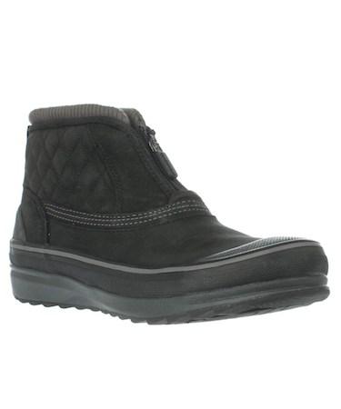 Clarks Muckers Swale Platform Snow Boots, Black