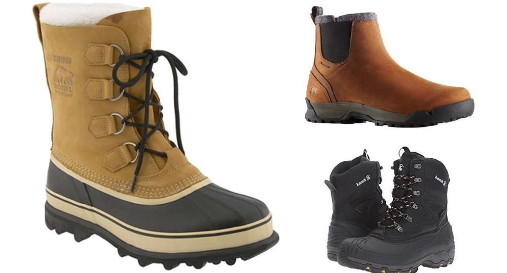 5 Best Waterproof Winter Boots for Men from http://shoelistic.com/