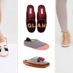 8 Cute and Comfy Slippers from http://shoelistic.com/BLOG/