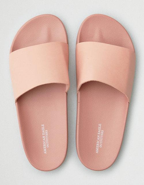 43e93bdc3 15 Cute Sandals from AEO Under $30 | Shoelistic.com/Blog