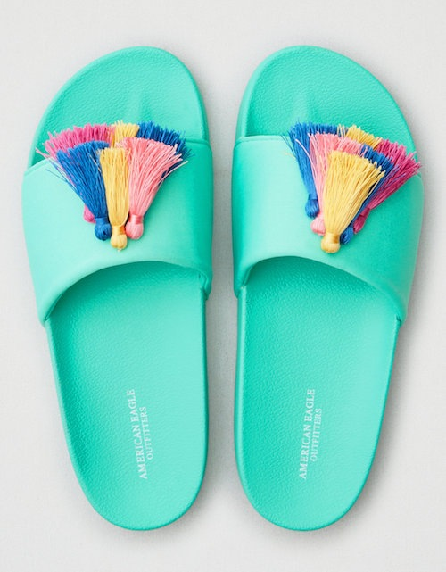 15 Cute Sandals from AEO Under $30 | Shoelistic.com/Blog