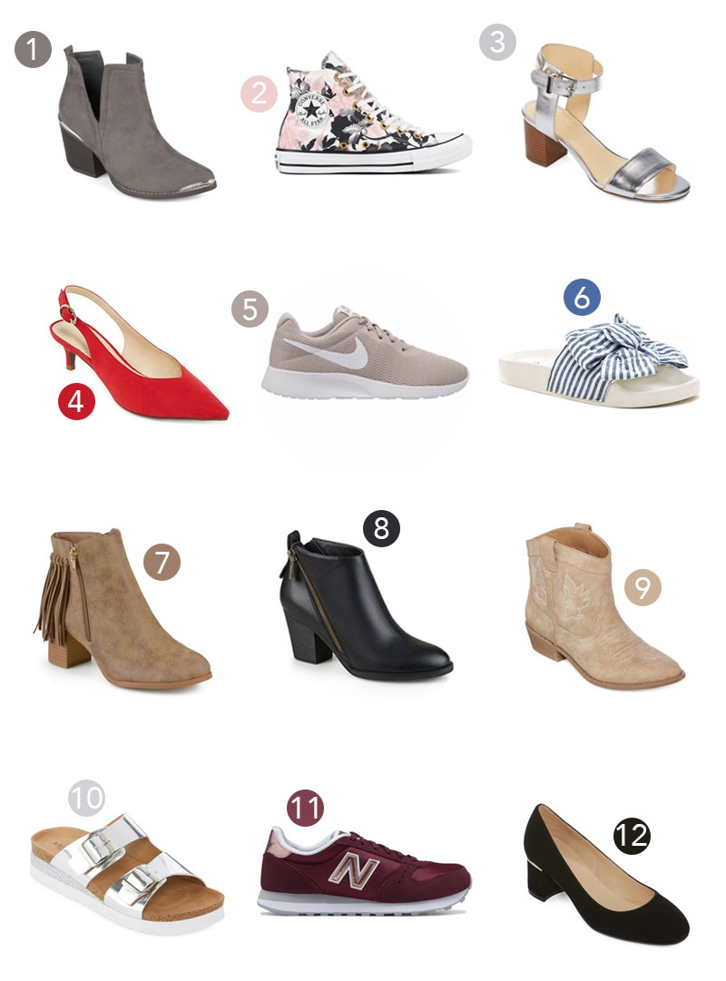 The Best of the Back to School JCPenney Sale | Shoelistic.com/Blog
