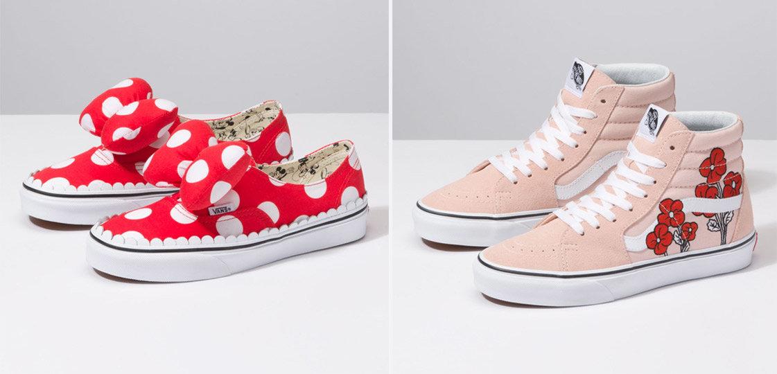 Vans + Disney = ♥ | Shoelistic.com/Blog
