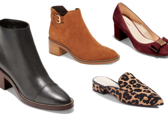 9 Shoes from Cole Haan You Must Treat Yourself to this Holiday Season | Shoelistic.com/Blog