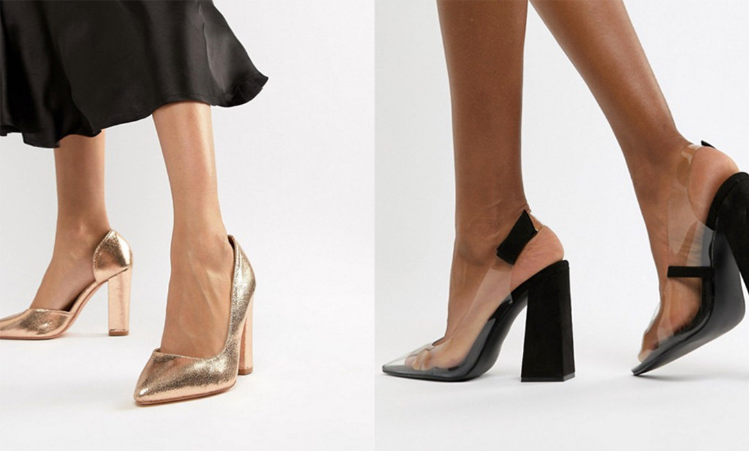 Turn Heads in these 9 Holiday Heels from Asos | Shoelistic.com/Blog