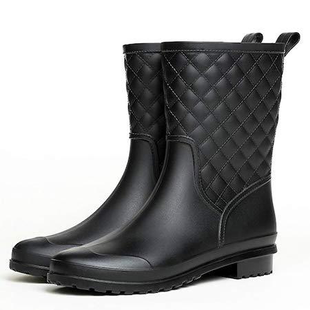 9 Cute Waterproof Boots | Shoelistic.com/Blog