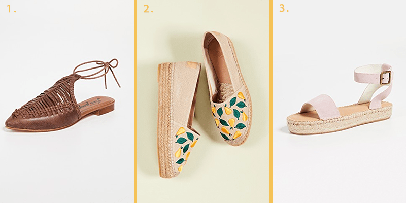 The 4 Types of Shoes to Pack for Your Next Vacation | shoelistic.com/blog