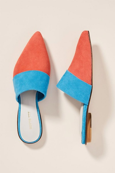 7 Must-Have Spring Shoes from Anthropologie's 20% off Sale | Shoelistic.com/Blog