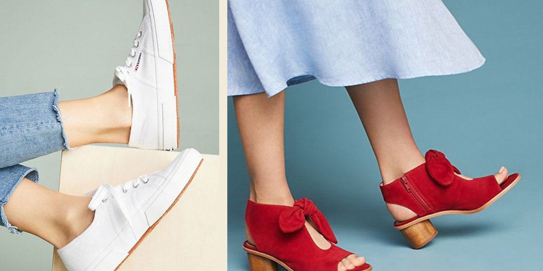 7 Must-Have Spring Shoes from Anthropologie's 20% off Sale   Shoelistic.com/Blog