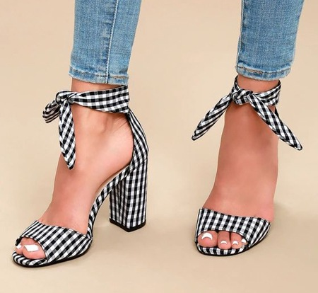 Chic Heeled Sandals To Help You Step Into Summer | Shoelistic.com/Blog